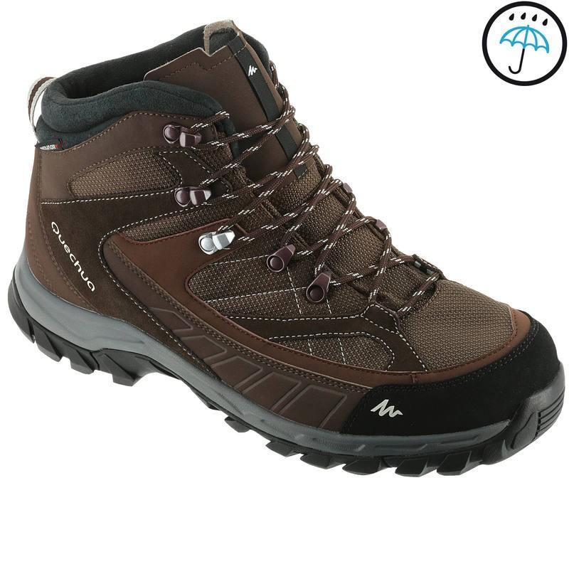 chaussure randonnée quechua