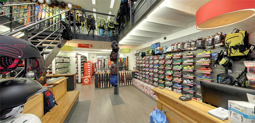 magasin sport lyon