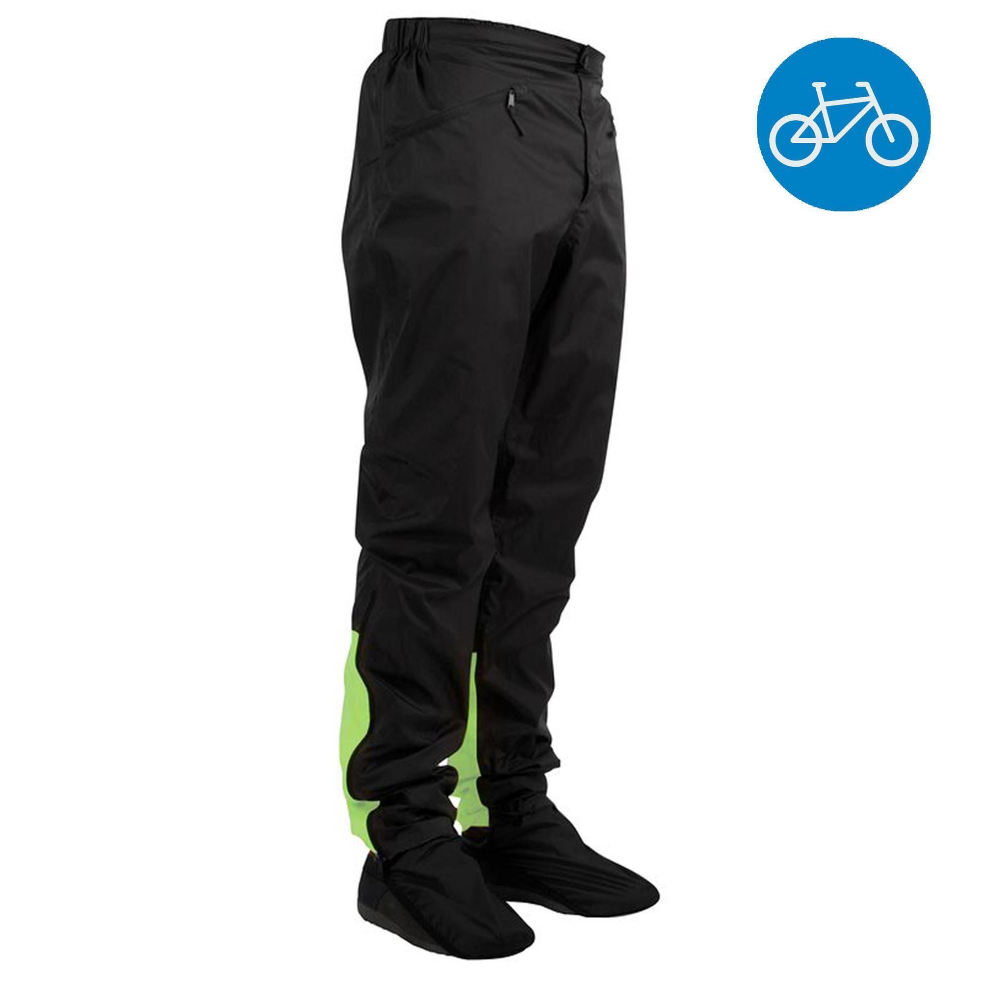 pantalon de pluie vélo