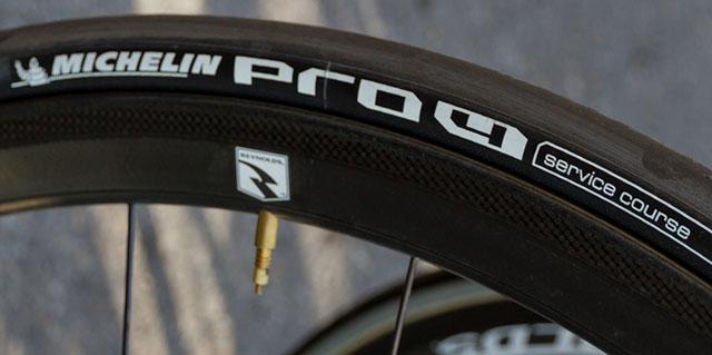 pression pneu velo de course