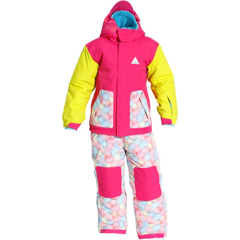tenue ski fille