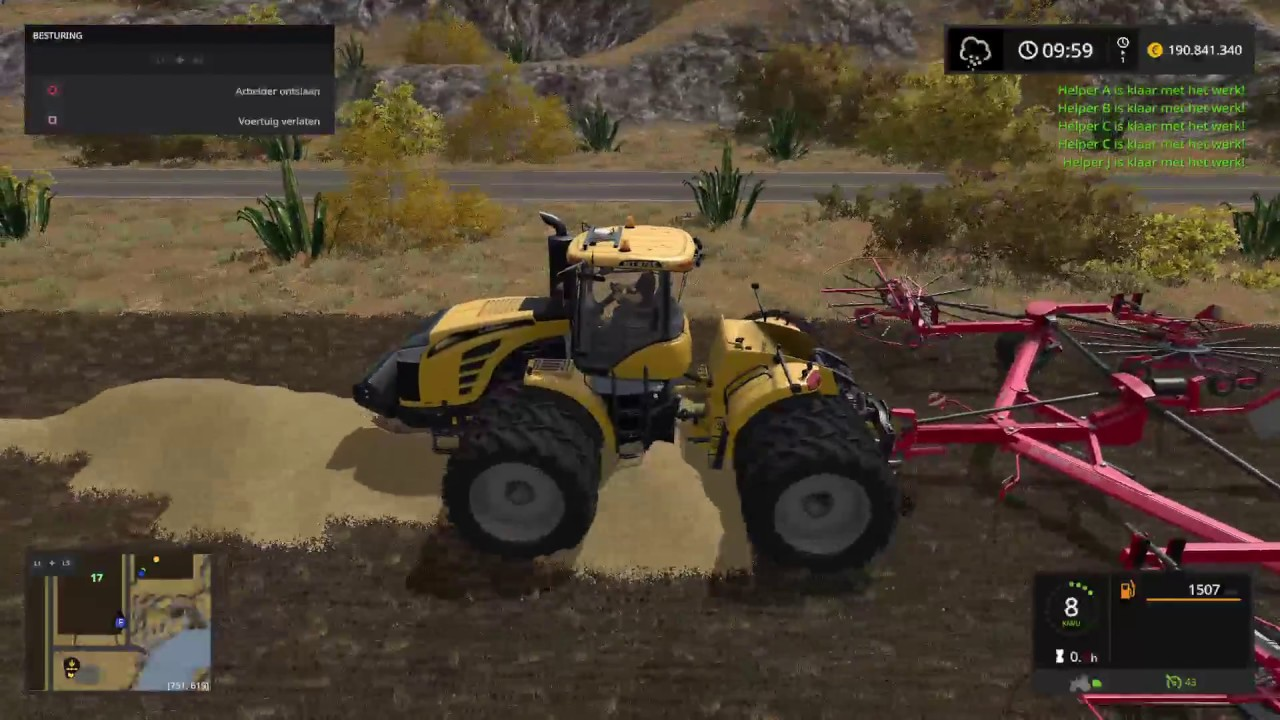 farming simulator 2018