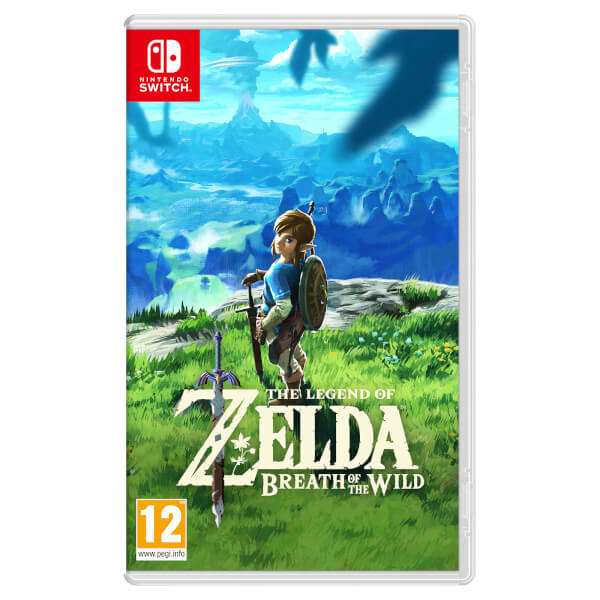 nintendo switch zelda