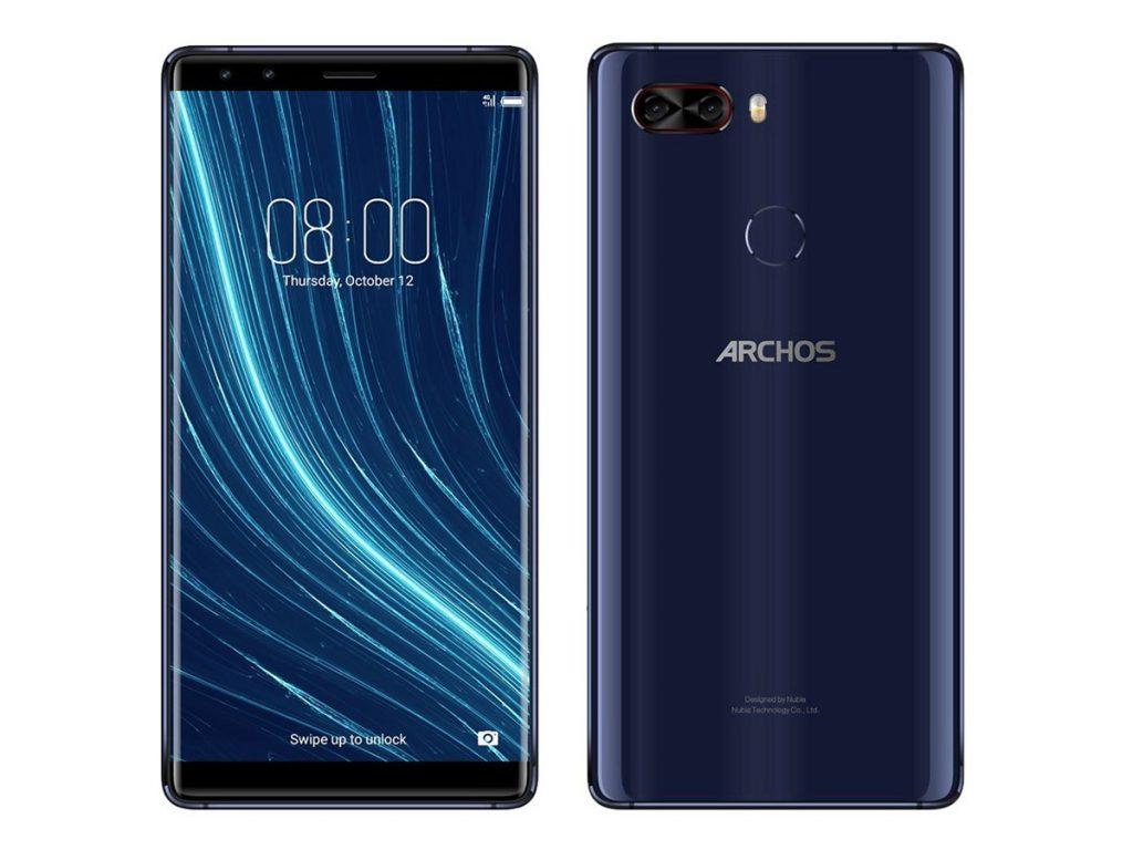 archos diamond omega