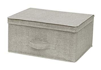 boite de rangement tissu