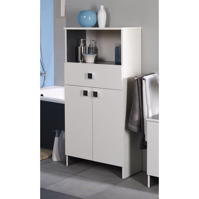 meuble rangement salle de bain
