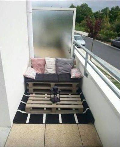 salon balcon