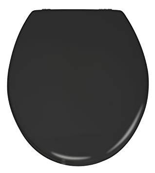 abattant wc noir