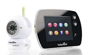 babyphone touch screen de babymoov