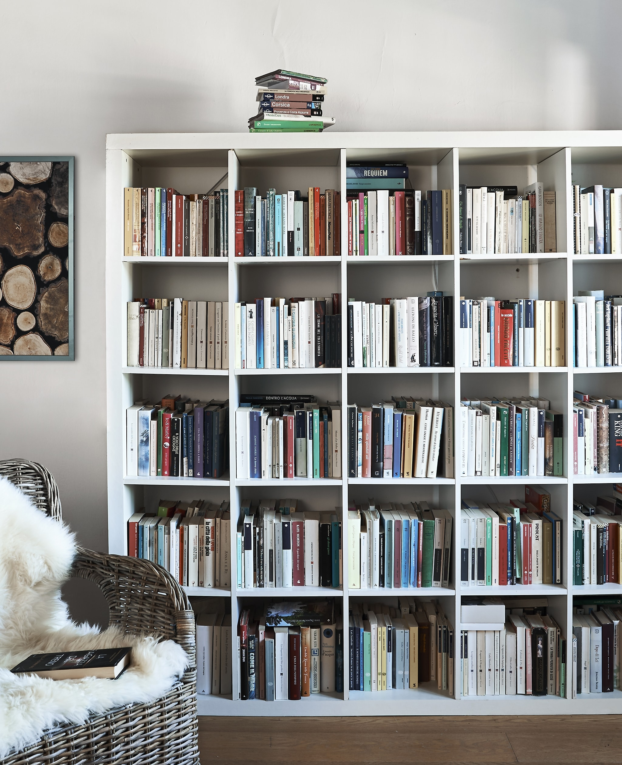 bibliothèque kallax