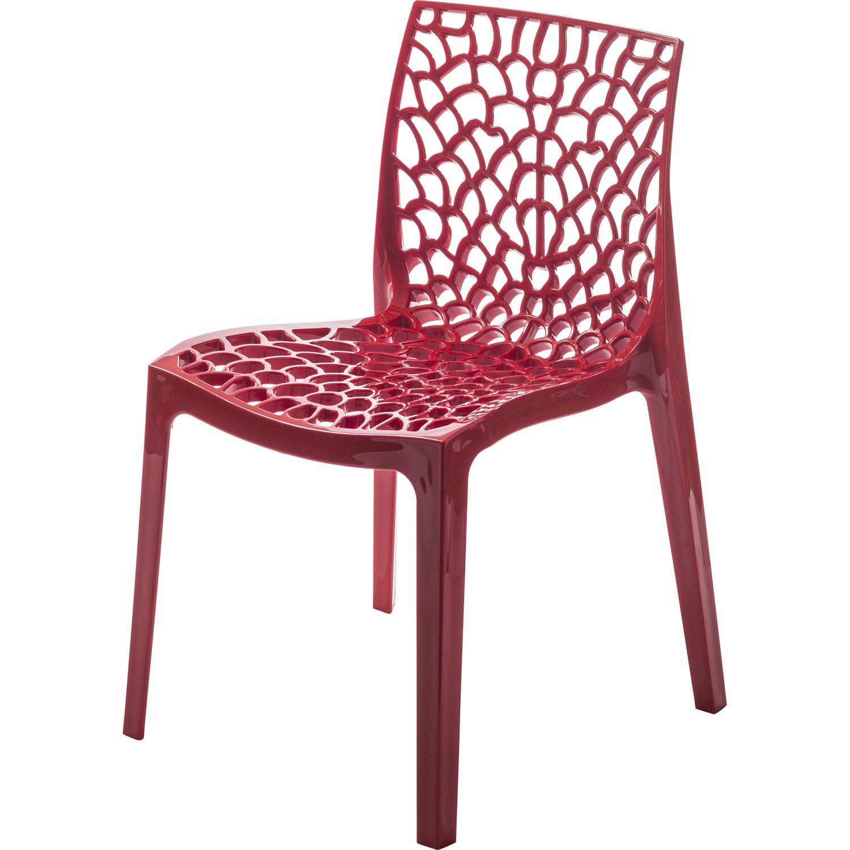chaise jardin