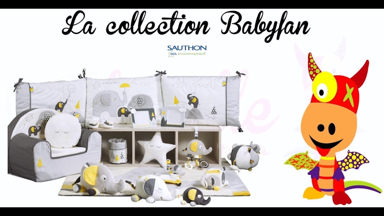 collection sauthon babyfan