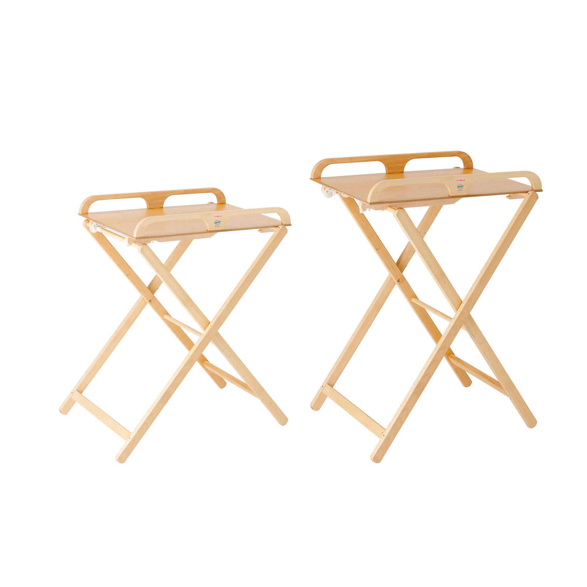 table langer pliante