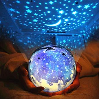 veilleuse projecteur etoile
